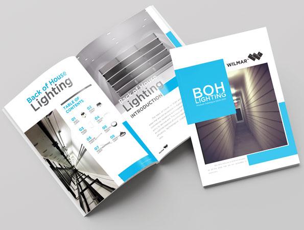 wilmar back of house lighting brochure