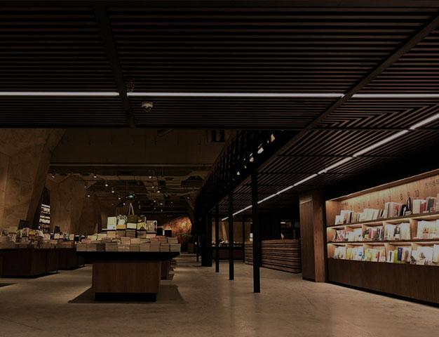 supermarket and hypermarket lighting
