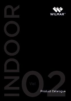 Wilmar Indoor Catalogue
